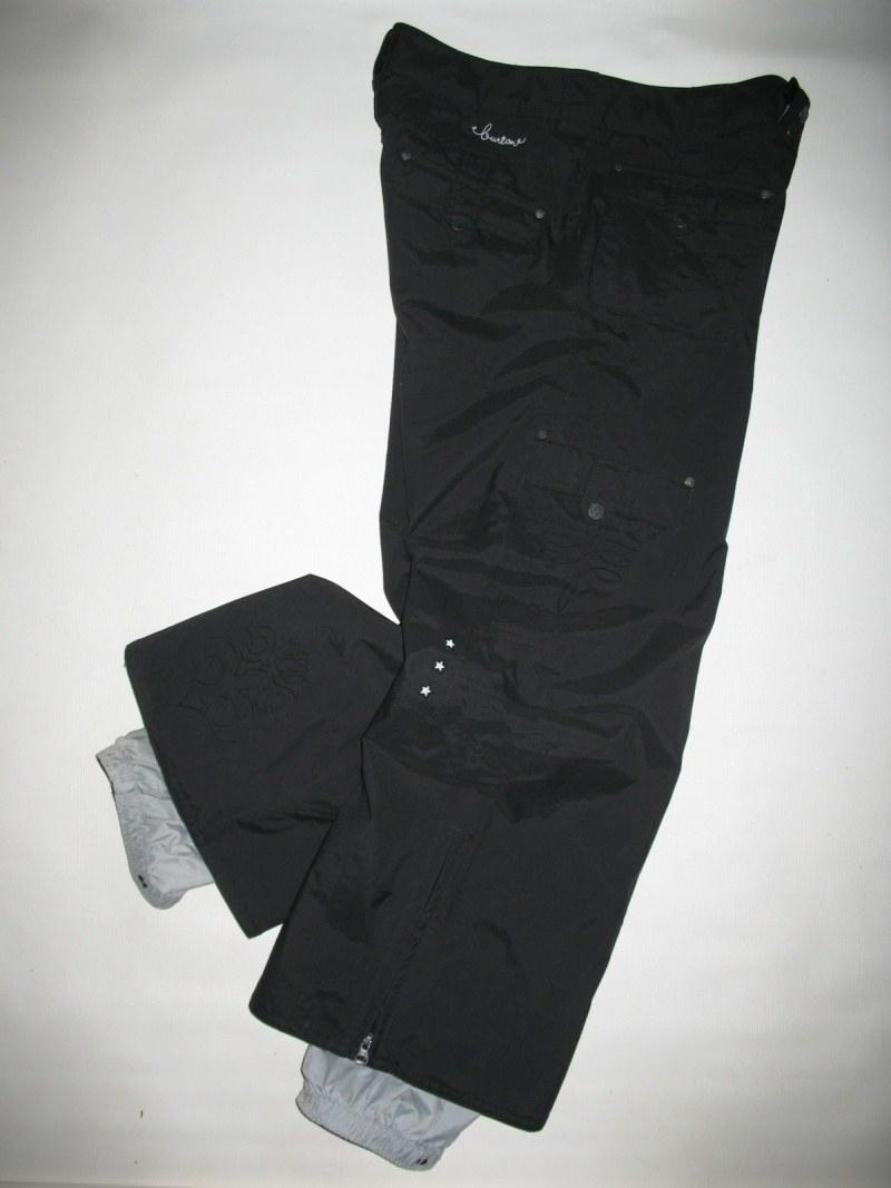 Штаны BURTON helsinki pants lady (размер S) - 8