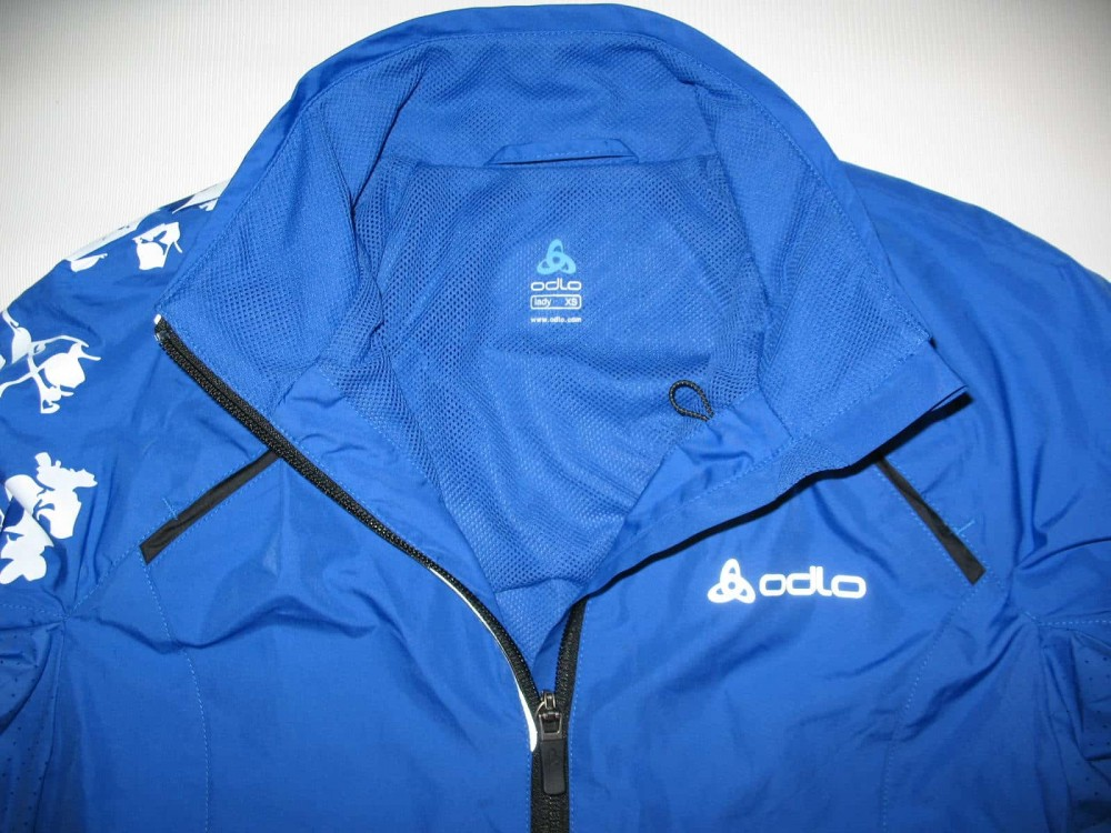 Куртка ODLO source jacket lady (размер XS/S) - 4