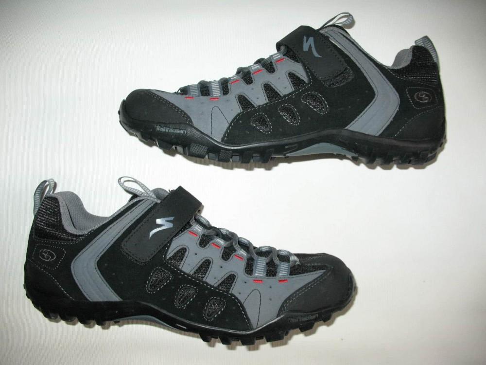 Велотуфли SPECIALIZED taho bg MTB shoes (размер UK9/US10/EU43(на стопу до 275 mm)) - 3