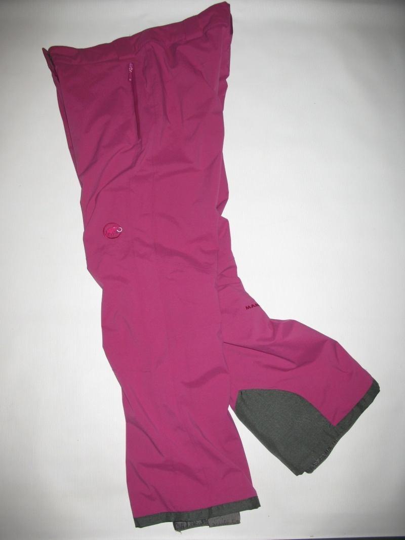 Штаны  MAMMUT  20/20 pants lady  (размер L/XL) - 8