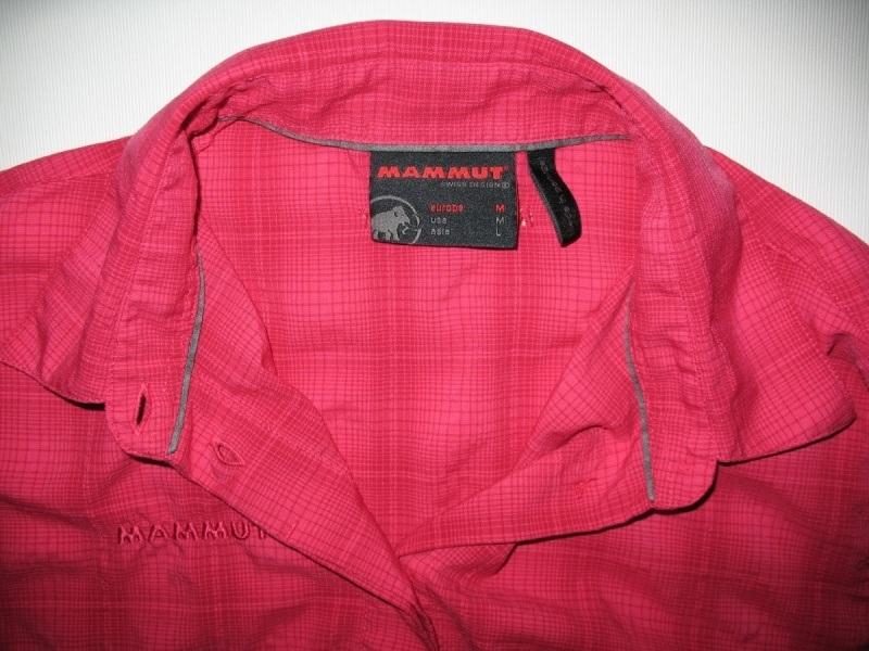 Рубашка MAMMUT Alessandria long shirt (размер M) - 4
