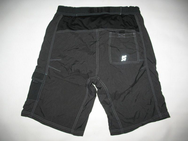 Шорты STOKE bike shorts  (размер M) - 1