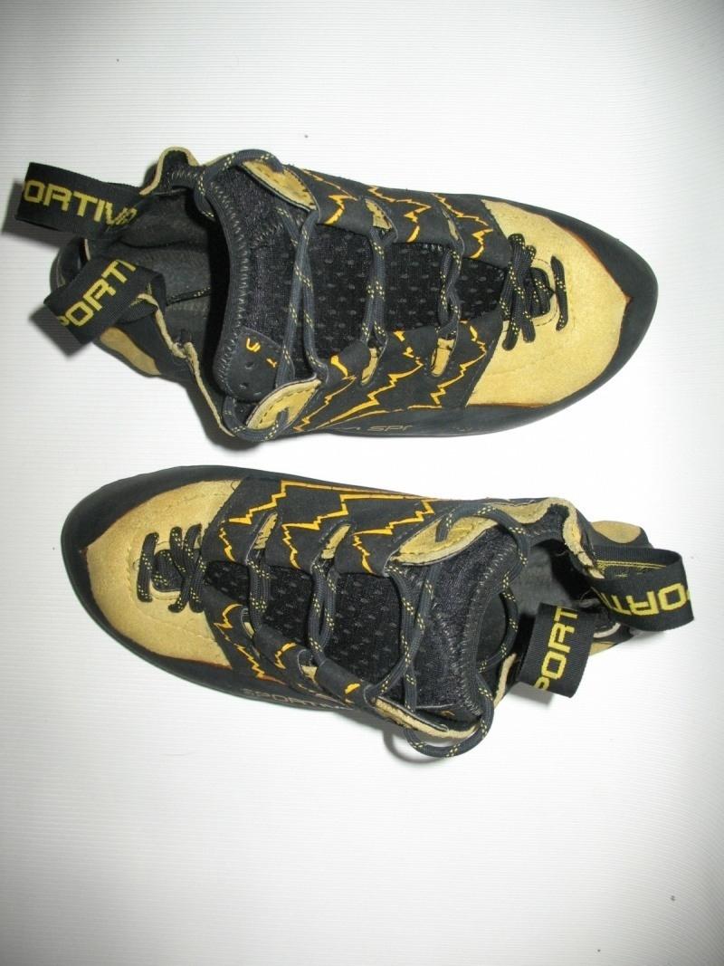 Скальные туфли LA SPORTIVA katana lace  (размер EU39;USm6, 5;USw7, 5(на стопу 250 мм)) - 6