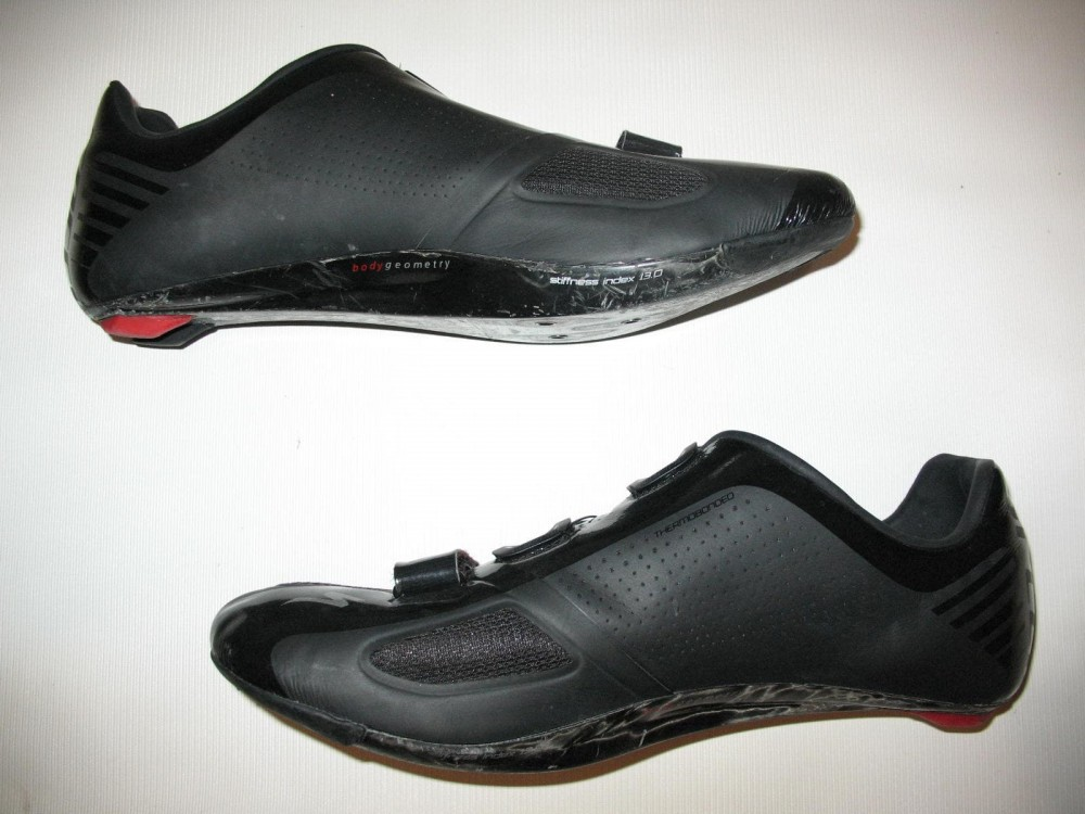Велотуфли SPECIALIZED s-works road shoes (размер US11/UK10/EU44,5(на стопу до 286 mm)) - 6
