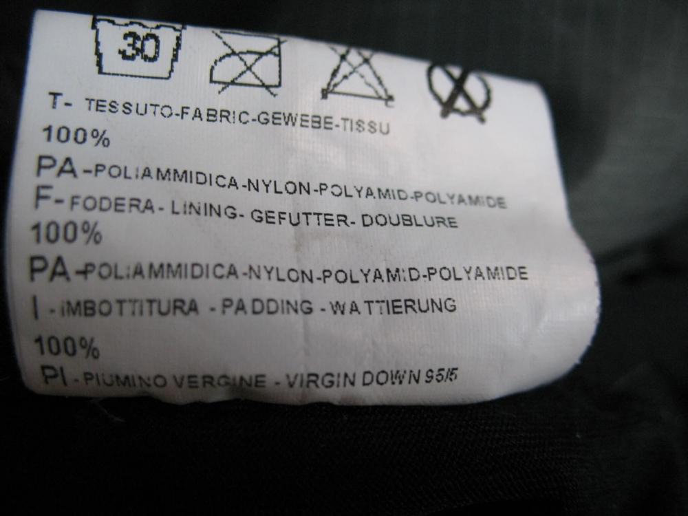 Куртка MONTURA down jacket (размер XL) - 12