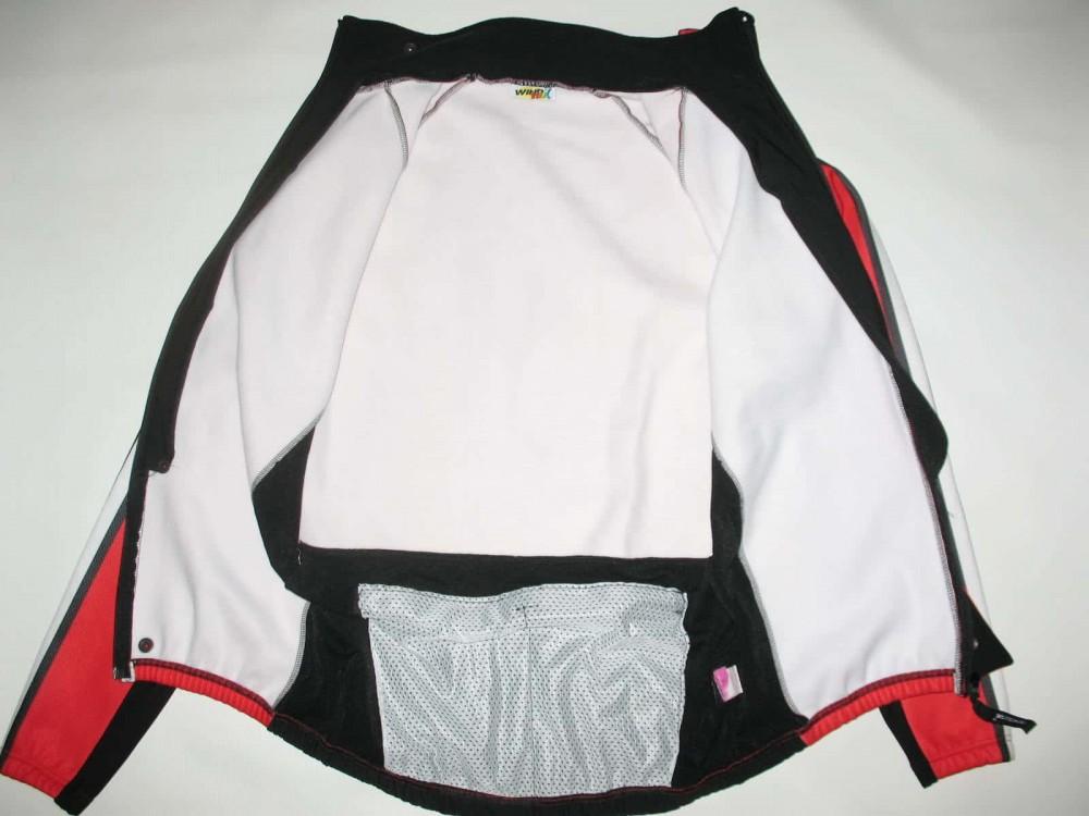 Велокуртка GIORDANA windtex cycling jacket (размер 5-52-XL/L) - 4
