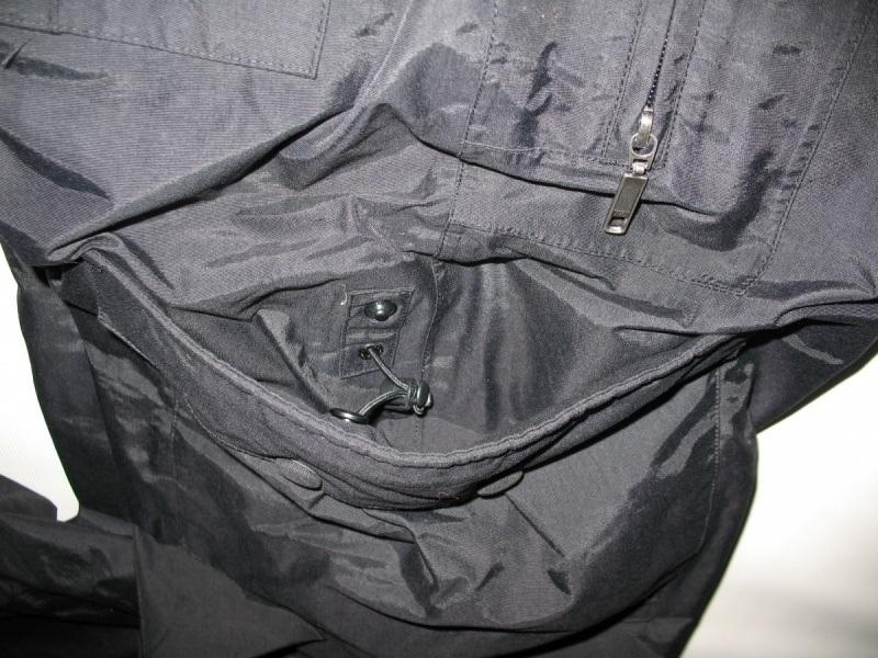 Штаны BONFIRE Arc snowboard pants (размер L) - 10