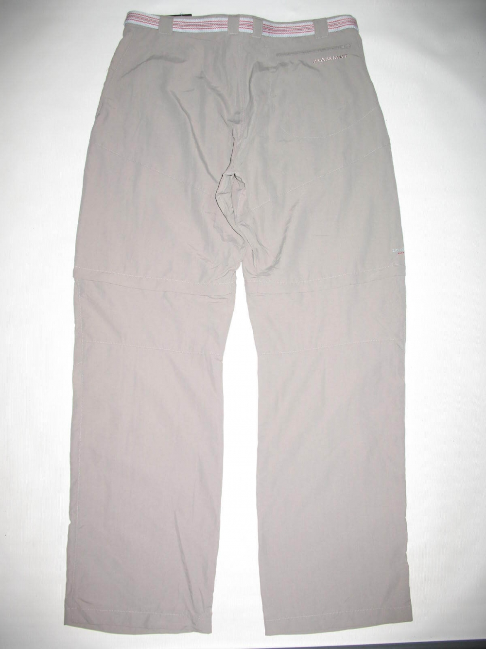 Штаны MAMMUT Zip off pants (размер 52-L/XL) - 1