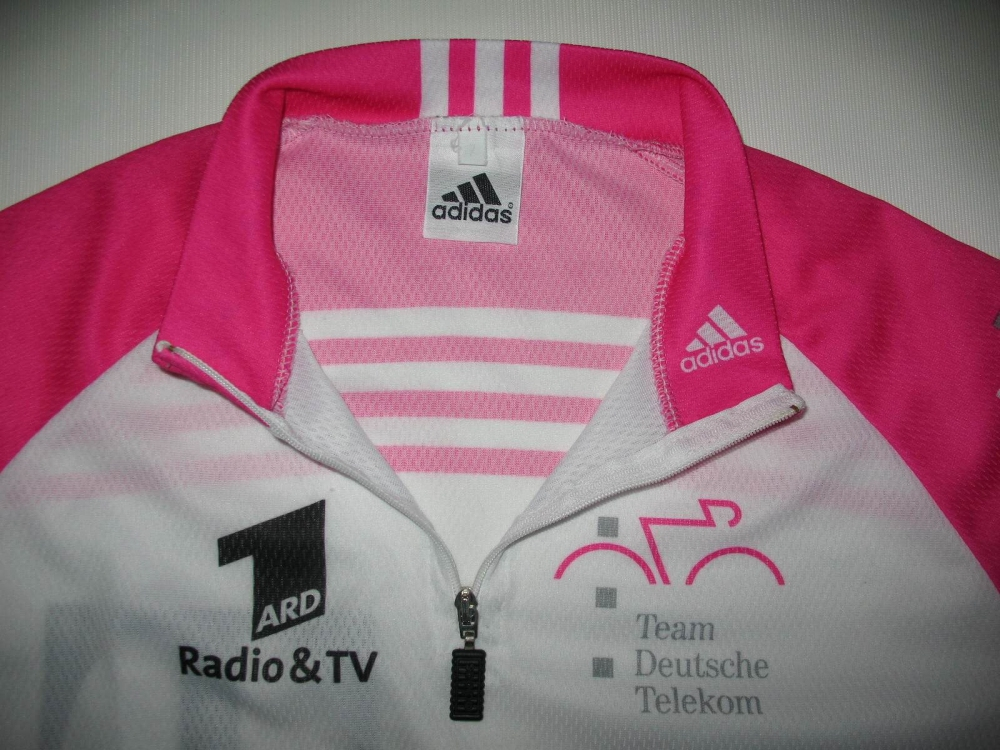 Веломайка ADIDAS t-mobile cycling jersey (размер L) - 2