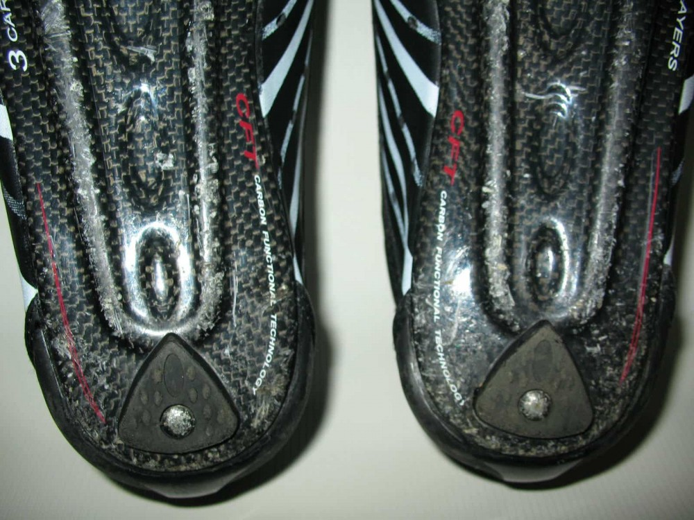 Велотуфли NORTHWAVE revenge road shoes (размер US9,5/UK8,5/EU42(на стопу до 270 mm)) - 8