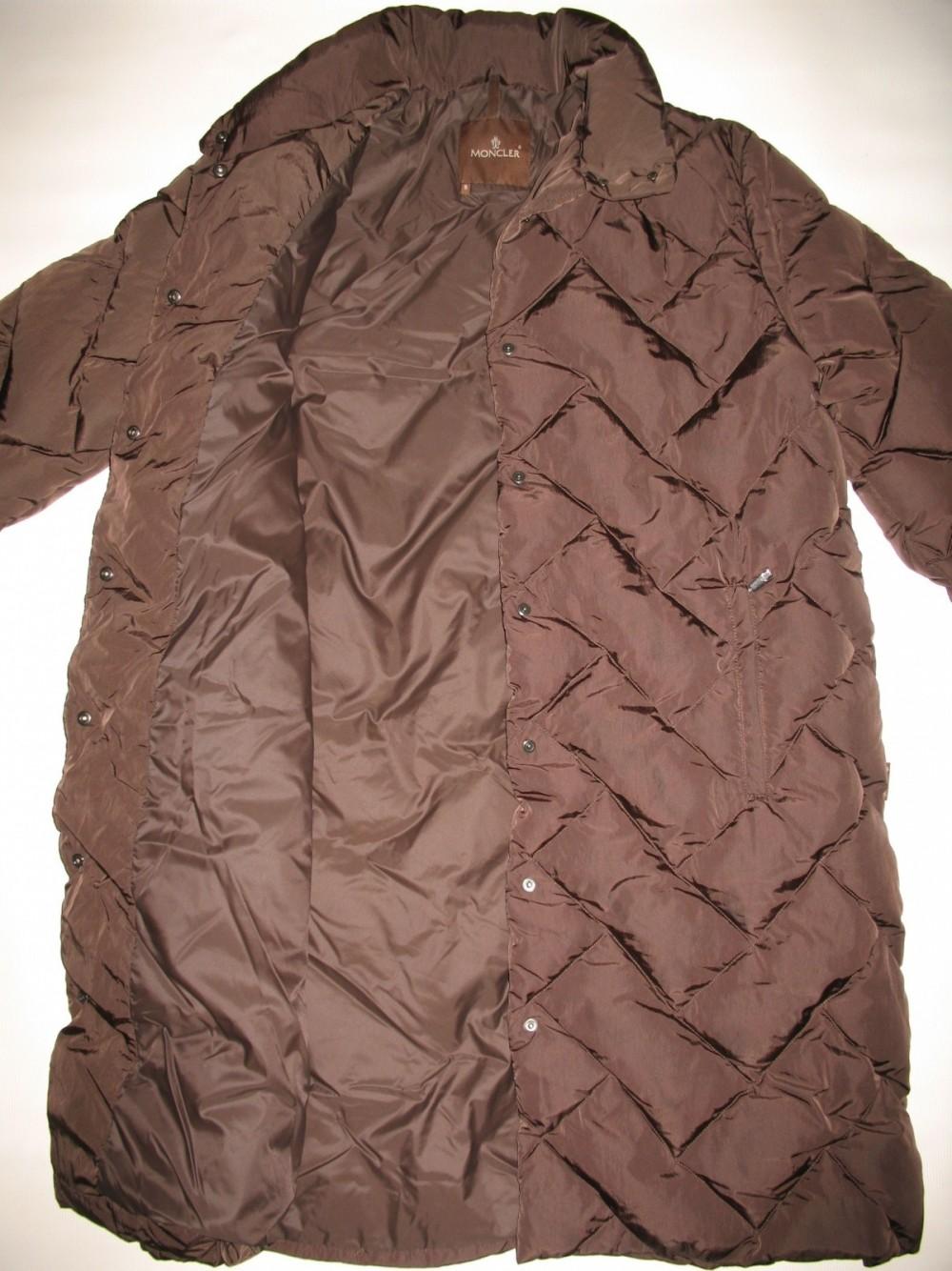 Пальто MONCLER down lady (размер 5/XL) - 7
