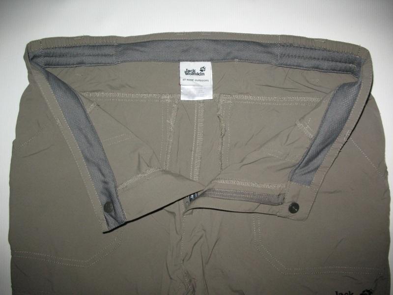 Штаны JACK WOLFSKIN Mosquito Safari Pants  (размер 34/50/L)) - 5