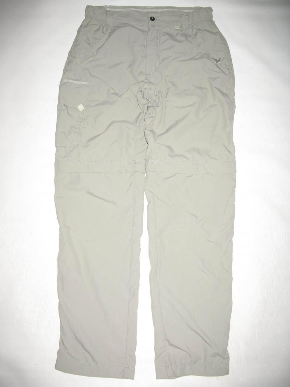Штаны SALEWA newport dry 2in1 pants (размер 48/M) - 1