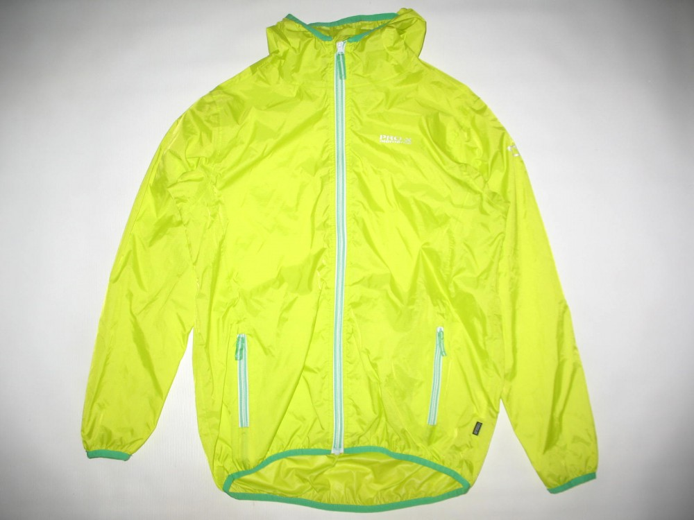 Куртка PRO-X elements waterproof yellow jacket (размер 164см/S) - 1