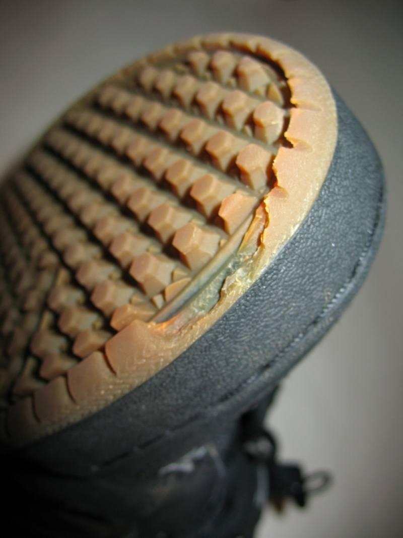 Ботинки VANS skate  (размер US 8/UK7/EU40, 5(260mm)) - 11