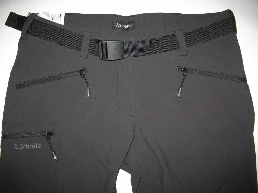 Штаны SCHOFFEL cartagena outdoor pants lady (размер 38-М) - 10