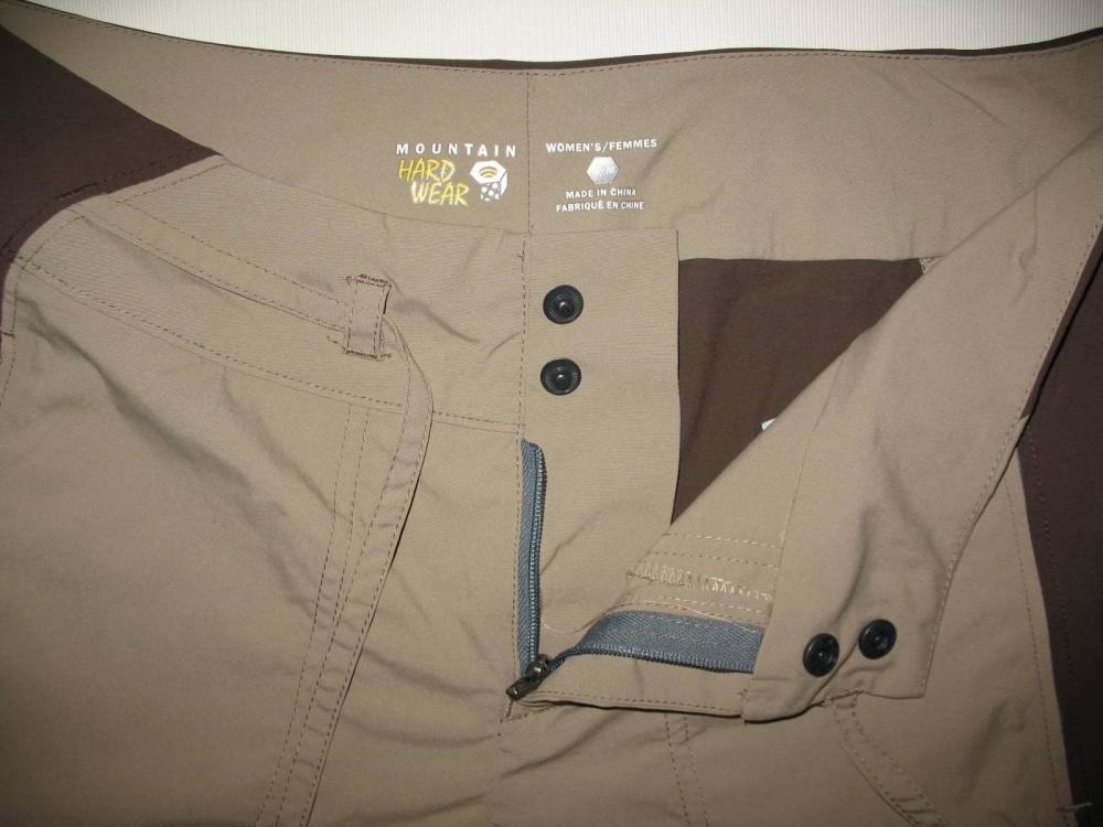 Шорты MOUNTAIN HARDWEAR outdoor shorts lady (размер M) - 4