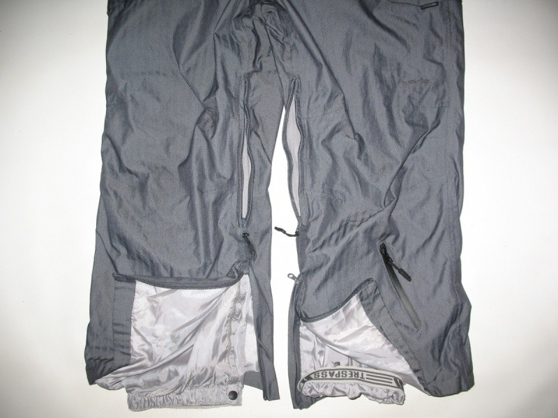 Штаны  TRESPASS  hedonic snowboard pants  (размер M/L) - 10
