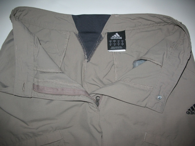 Штаны ADIDAS pants 2in1 lady (размер 36/S/M) - 2
