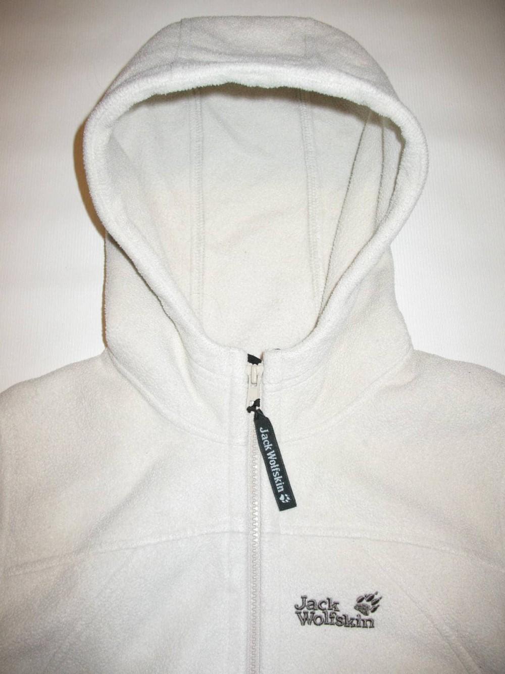 Куртка JACK WOLFSKIN luminario fleece jacket lady (размер S/M) - 2
