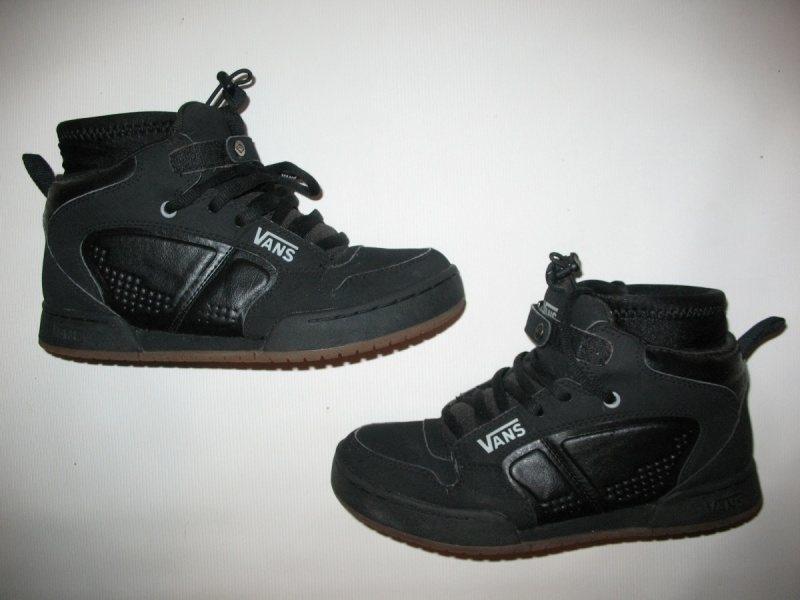 Ботинки VANS skate  (размер US 8/UK7/EU40, 5(260mm)) - 5