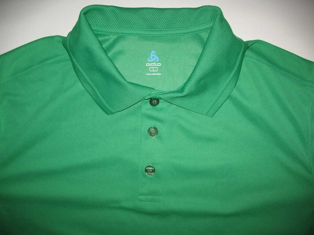 Футболка ODLO pins polo shirts (размер L) - 2
