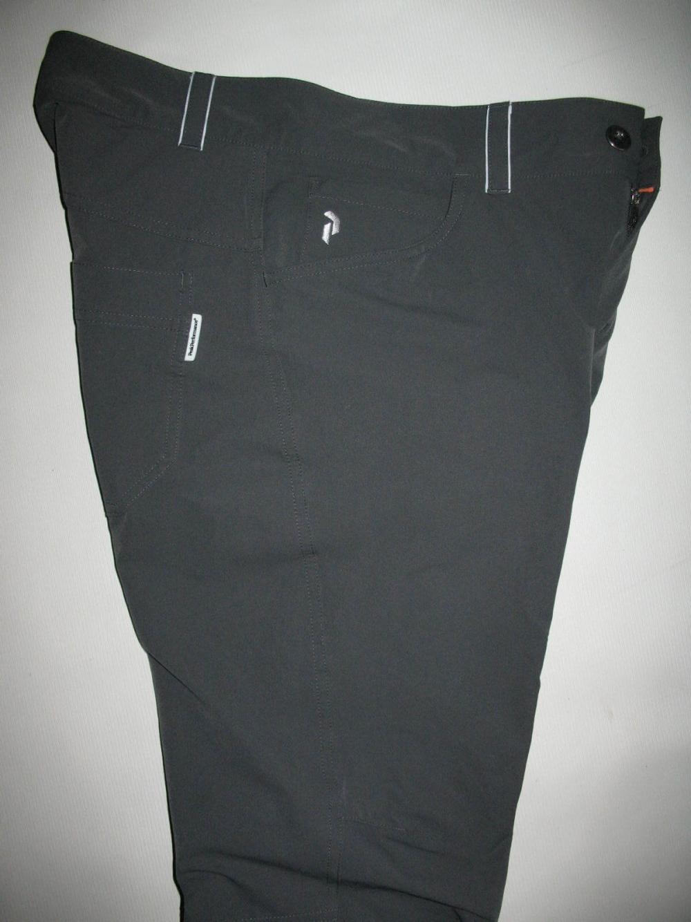 Штаны PEAK PERFOMANCE agile pants lady/unisex (размер S/M) - 7