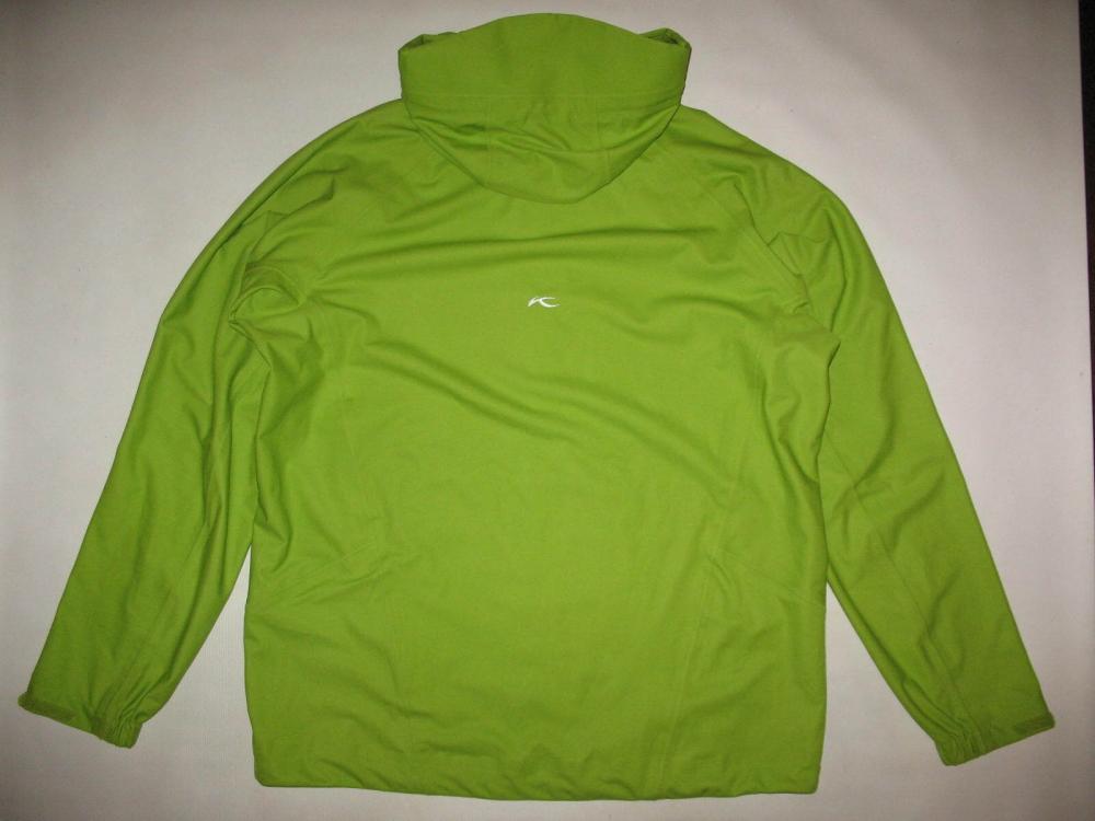 Куртка KJUS fasttrack 3L jacket (размер 56/XXL) - 1