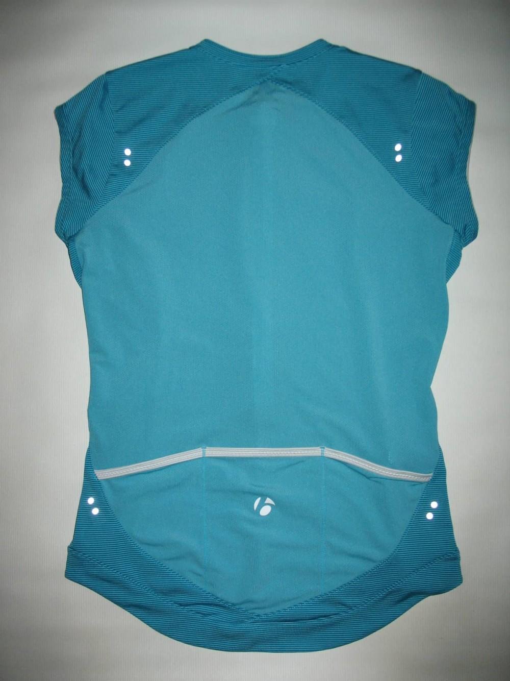 Веломайка BONTRAGER vella cycling jersey lady (размер M) - 4