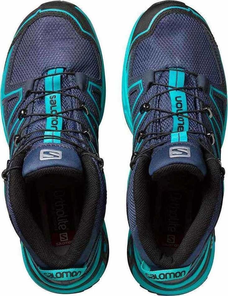 Ботинки SALOMON X chase GTX mid (размер UK5/US6,5/EU38,5(на стопу  235 mm)) - 2