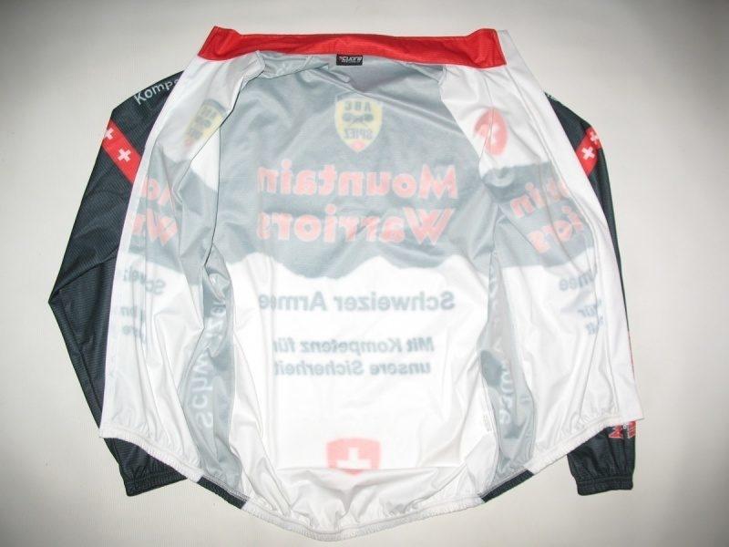 Велокуртка CUORE mountain warriors windtex jacket  (размер M) - 4