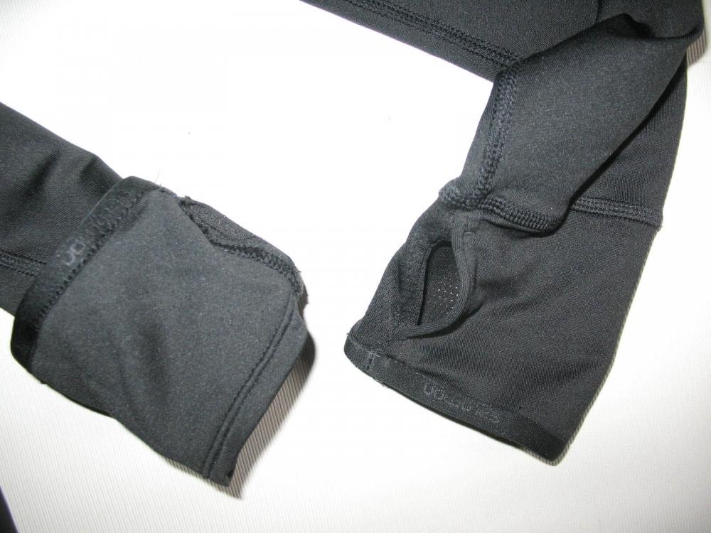 Толстовка SALOMON Trail Runner Warm LS Zip jersey (размер M) - 5