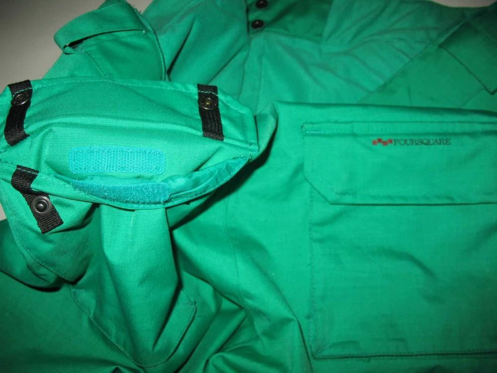 Штаны FOURSQUARE q snowboard pants (размер XL) - 13