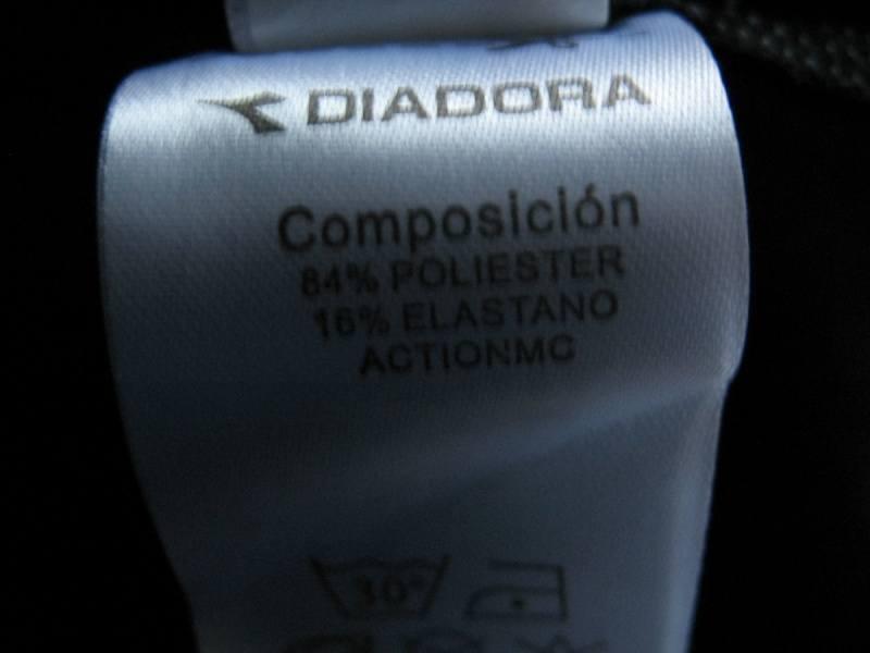 Футболка DIADORA dia-dry compression jersey (размер S) - 6