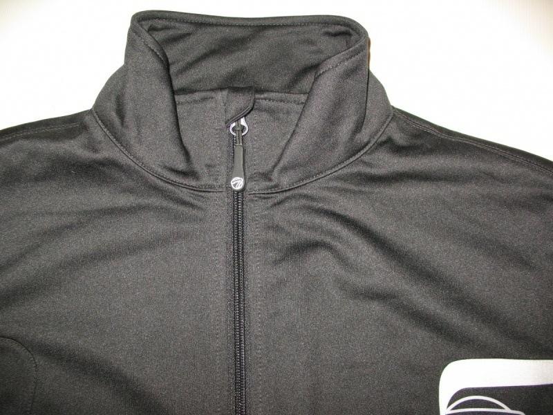 Кофта THOMUS fleece jacket (размер M) - 2