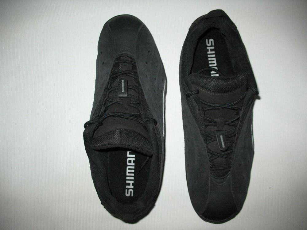 Велотуфли SHIMANO sh-mt30 mtb shoes (размер US13/EU48(на стопу до 305 mm)) - 6