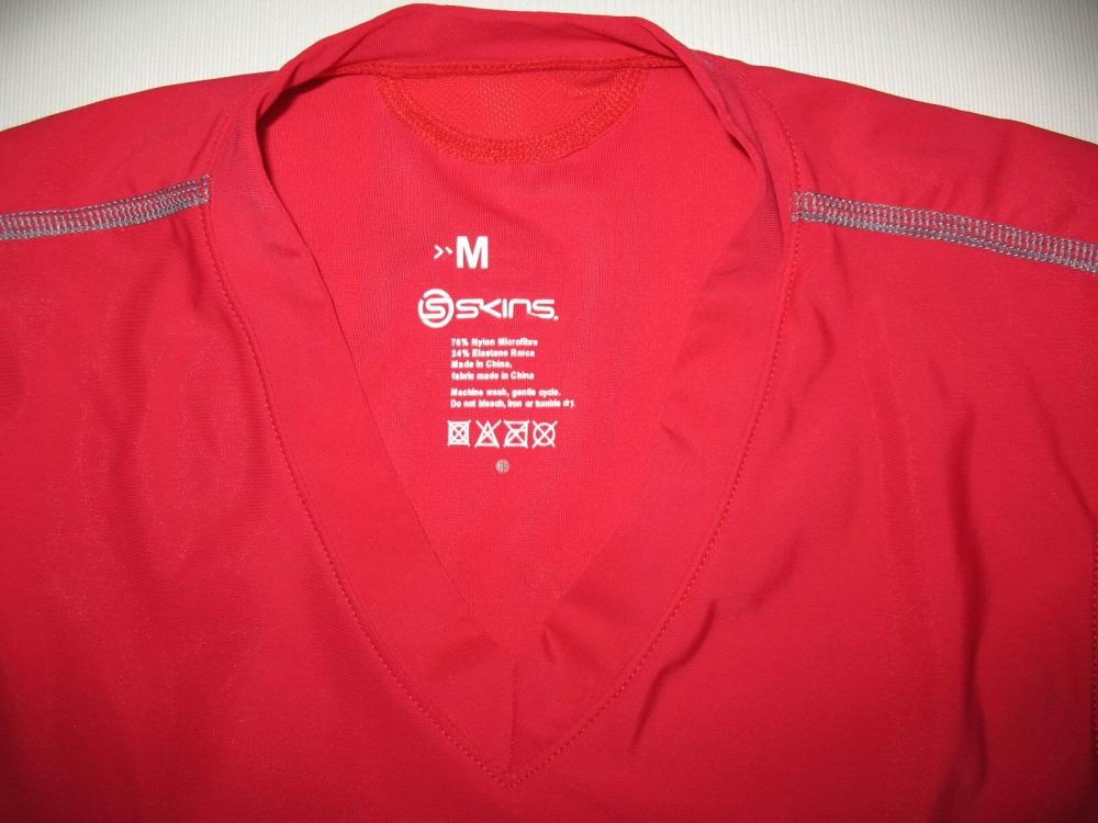 Футболка SKINS A200 compression sleeveless top (размер M) - 2