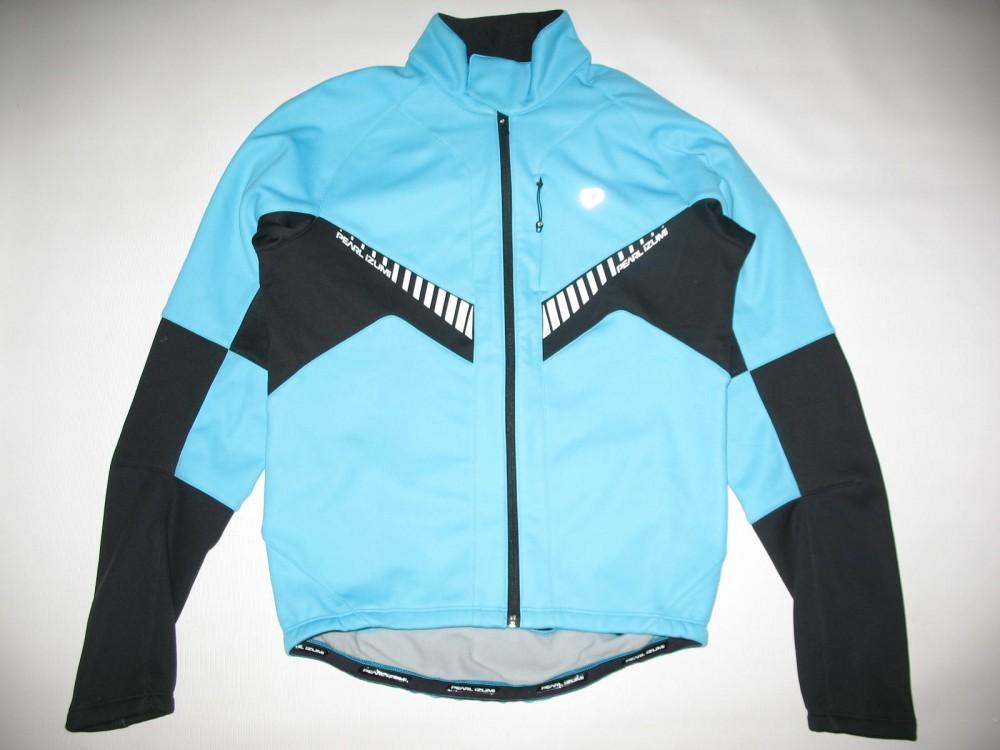 Велокуртка PEARL IZUMI elite softshell cycling jacket (размер S/M) - 2