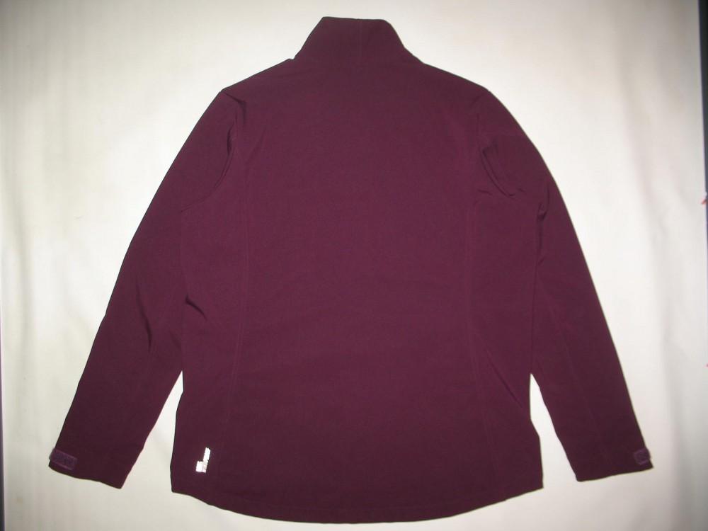 Куртка ODLO logic windproof softshell jacket lady (размер XXL) - 2
