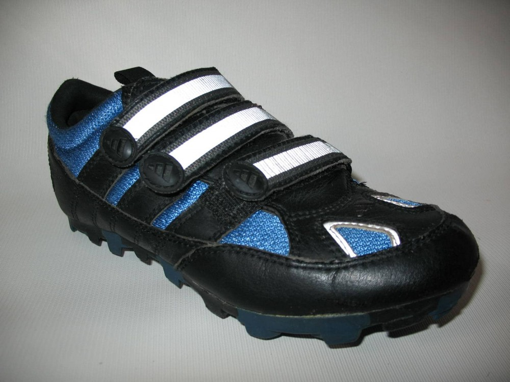 Велотуфли ADIDAS mtb shoes (размер UK5/US5,5/EU38(на стопу до 235 mm)) - 1