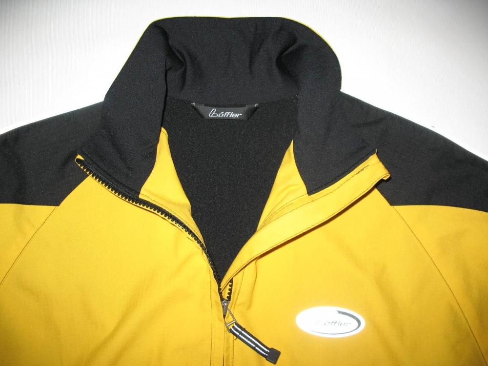 Велокуртка LOFFLER windstopper jacket (размер 50-M/L) - 2