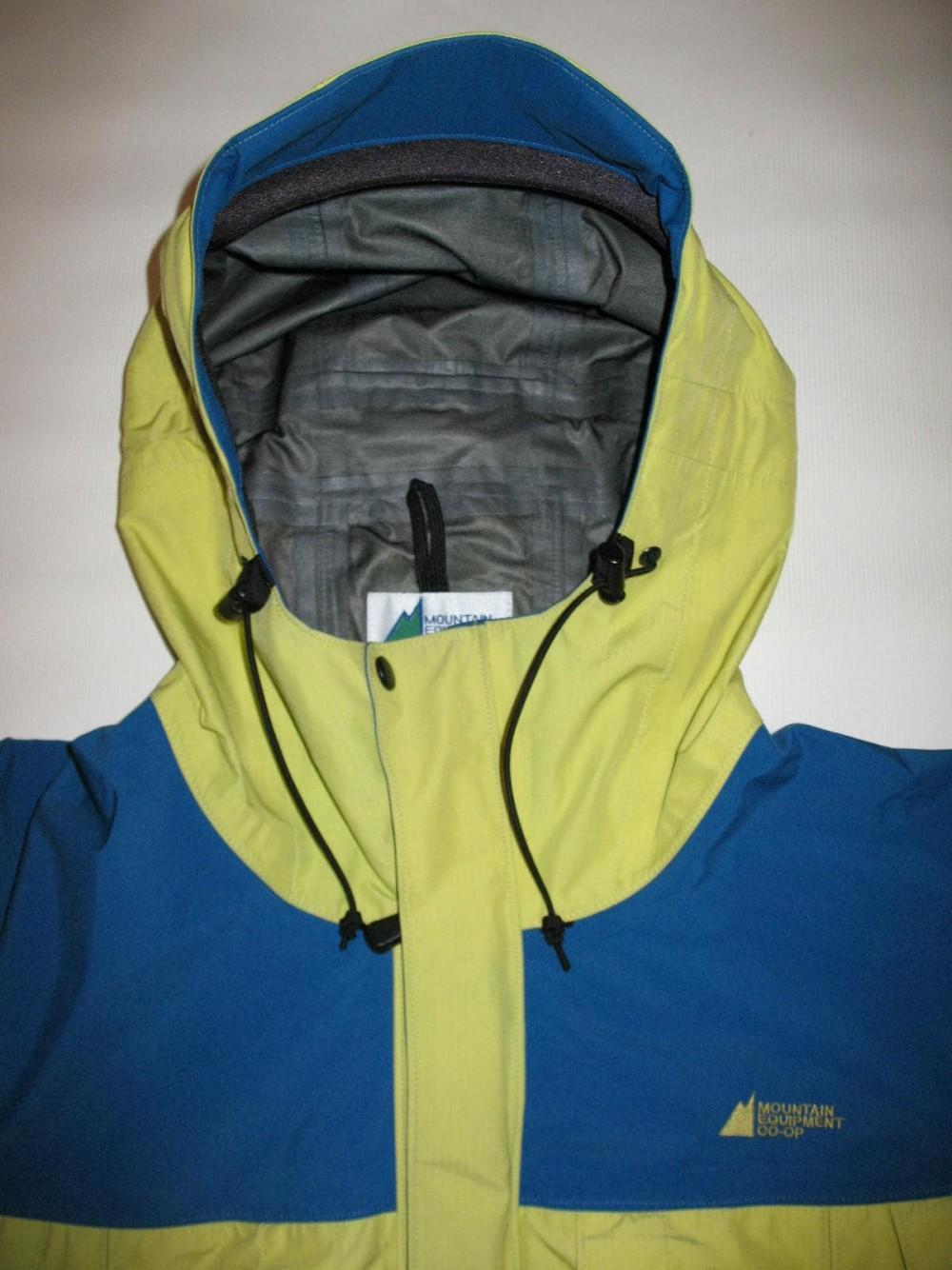 Куртка MOUNTAIN EQUIPMENT gtx outdoor jacket (размер XL/XXL) - 4