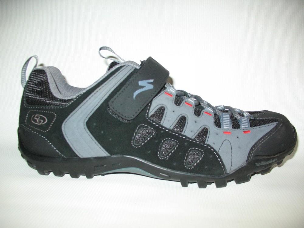 Велотуфли SPECIALIZED taho bg MTB shoes (размер UK9/US10/EU43(на стопу до 275 mm)) - 1