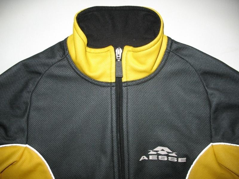 Велокуртка AESSE windstopper bike jacket (размер L/M) - 2