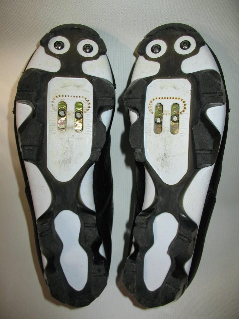 Велотуфли B'TWIN 500 mtb shoes (размер UK5,5/US6/EU39(на стопу до 245 mm)) - 6