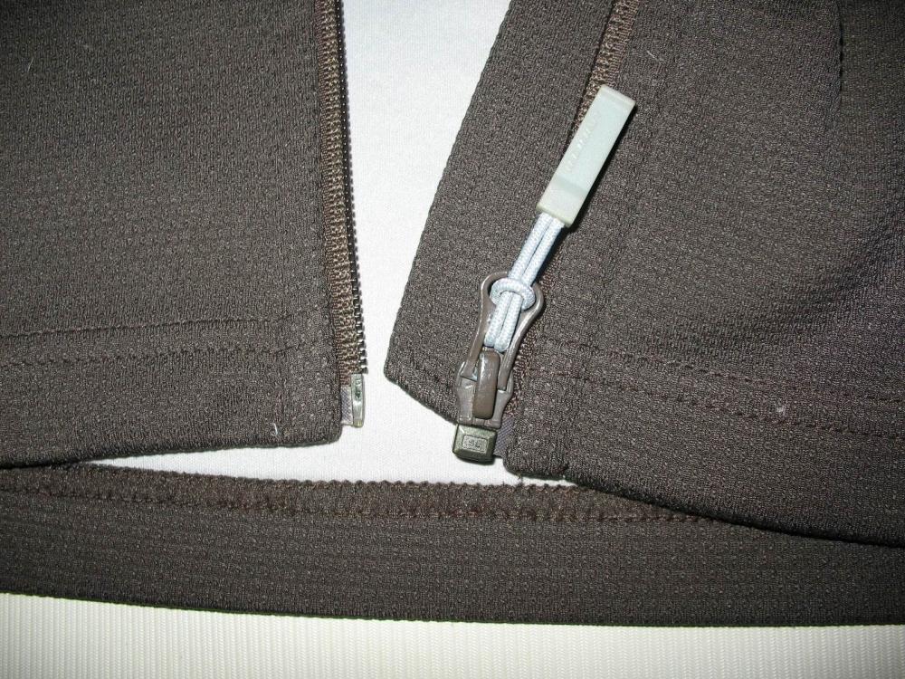 Куртка MAMMUT fleece hoodie jacket lady (размер M) - 6