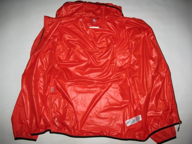 Куртка ODLO 2in1 windproof jacket (размер XXL) - 6