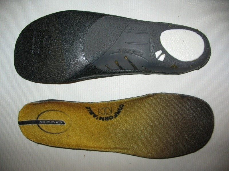 Ботинки SALOMON   optima lady  (размер US6, 5/UK5/EU38 (240 mm)) - 13