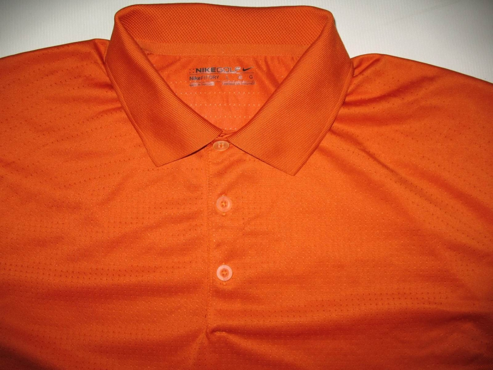 Футболка NIKE victory fit dry golf polo shirt (размер L/XL) - 4