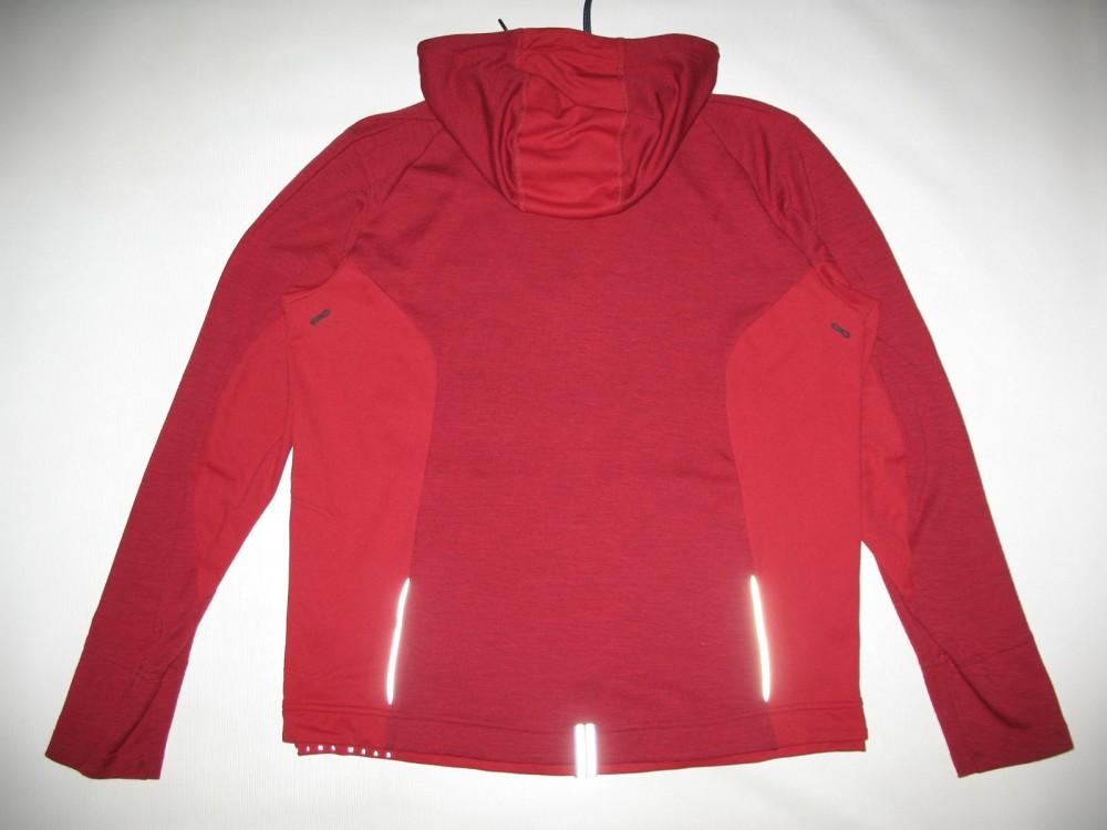 Кофта GORE running wear hooded running jacket (размер XXL) - 7